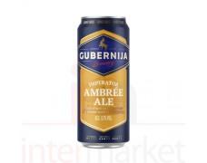 Alus GUBERNIJA  Ambree ale  5,7% 500 ml