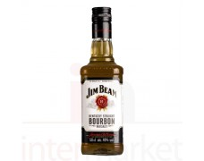 Viskis JIM BEAM BOURBON 40% 0,5L