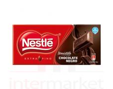 Juodasis šokoladas NESTLE EXTRAFINO, 125 g.