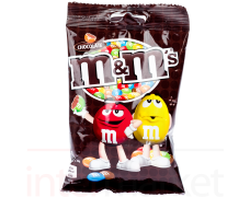 Dražė M&M CHOCOLATE 90g