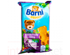 Sausainis Barni Forest Fruits 30g