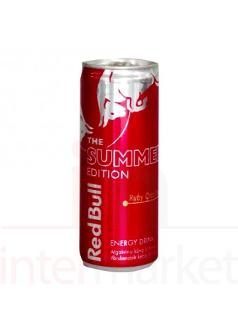 RED BULL The Summer Edition Ruby Grapefruit 250ml