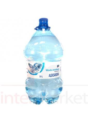 """Stalo vanduo """"Aleksandria""""  5l"""