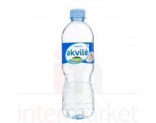 """Natūralus mineralinis vanduo """"Akvilė"""" negazuotas 0,5 L"""