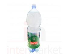 Natūralus mineralinis vanduo RASA negazuotas 2L