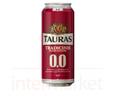 Nealkoholinis alus TRADICINIS 0,5L