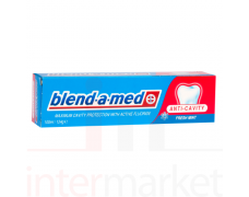 Dantų pasta blend-a-med anti-cavity 124g