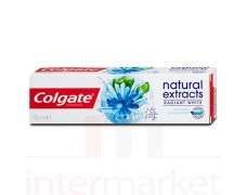 Dantų pasta COLGATE EXTRACTS NATURAL WHITE (Radiant white) 75ml