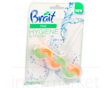 Muiliukai WC PINE Brait 45g