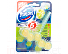Muiliukai WC LIME GREEN Domestos 55g