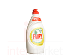 Indų ploviklis FAIRY Lemon 450ml