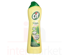 Valiklis Cif Cream Lemon 500ml