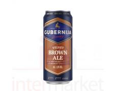 GUBERNIJA Brown ale Alus 5,9% 500 ml