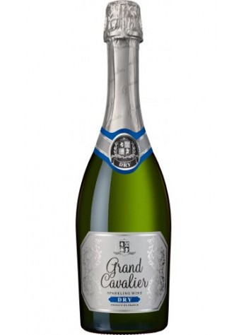 Putojantis vynas Grand Cavalier dry 0,75L