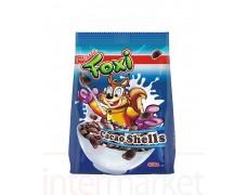 Sausi pusryčiai kakavinės kriauklelės Foxi 500g