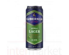 Alus GUBERNIJA  Noble lager  5,2% 500 ml