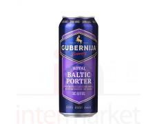 Alus GUBERNIJA Royal Baltic Porter Tamsusis Alus 6,4% 500 ml
