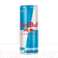 Energetinis gėrimas Red Bull sugarfree 250ml