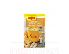 Sriuba tiršta sūrio su traškiais skrebučiais MAGGI 12g